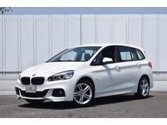 BMW218iグランツアラーMスポーツACC HアップD 未使用車