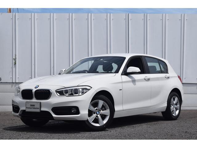 BMW 118i スポーツ 登録済未使用 クルコン 衝突軽減B