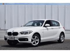 BMW118i スポーツ 登録済未使用 クルコン 衝突軽減B