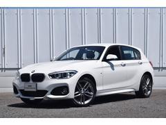 BMW118i Mスポーツ Mブレーキ 18AW 衝突軽減 LED
