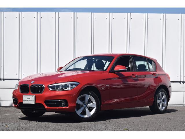 BMW 118i スポーツ 衝突軽減 クルコン Pサポート SOS
