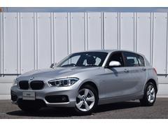 BMW118d スポーツ 衝突軽減 クルコン SOS Bカメ