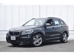 BMW X1sDrive 18i Mスポーツ アドバンスセーフティーP