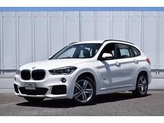 BMW X1xDrive 18dMスポーツ 登録済未使用 HUD ACC