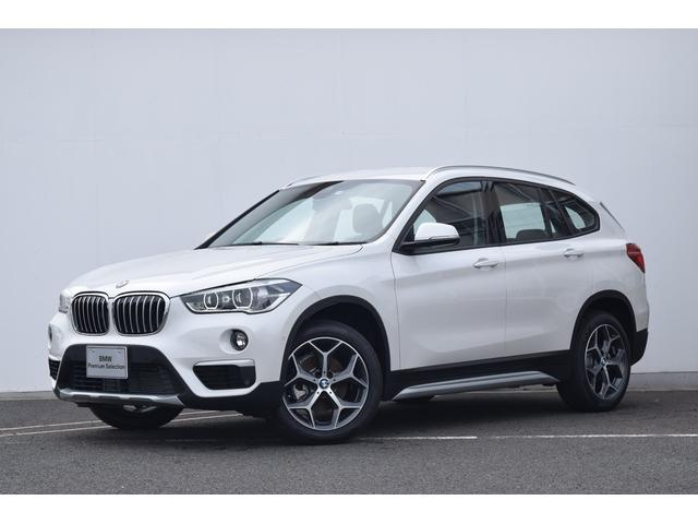 BMW xDrive 18dxライン 登録済未使用車 Dアシ ACC