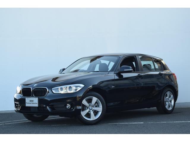 BMW 118dスポーツ 正規認定中古車 Dアシスト ACC Pアシ
