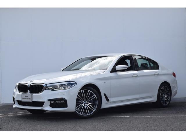 5シリーズセダン(BMW)523i Mスポーツ 中古車画像