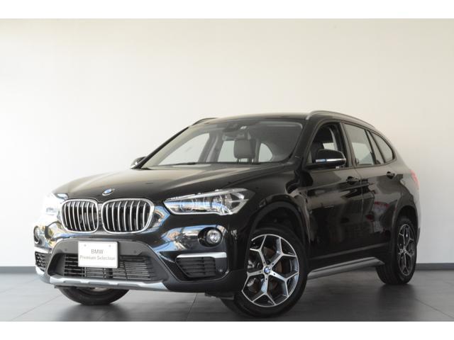 BMW xDrive18d xライン コンフォートP 登録済未使用車