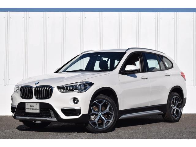 BMW xDrive 18d xライン 登録済未使用車 モカ革レザー