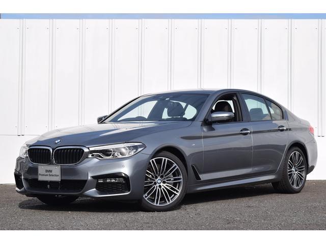 BMW 523i Mスポーツ 正規認定中古車 イノベP ハイラインP