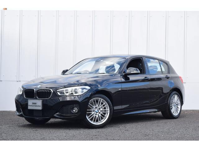 BMW 118d Mスポーツ ACC 黒革 前後センサ 認定中古車