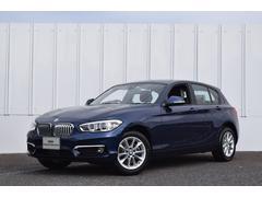 BMW118iスタイル 登録済未使用車 Dアシ Pサポート ACC