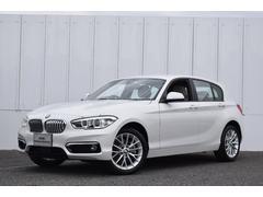 BMW118d Fashionista ACC オイスターレザー