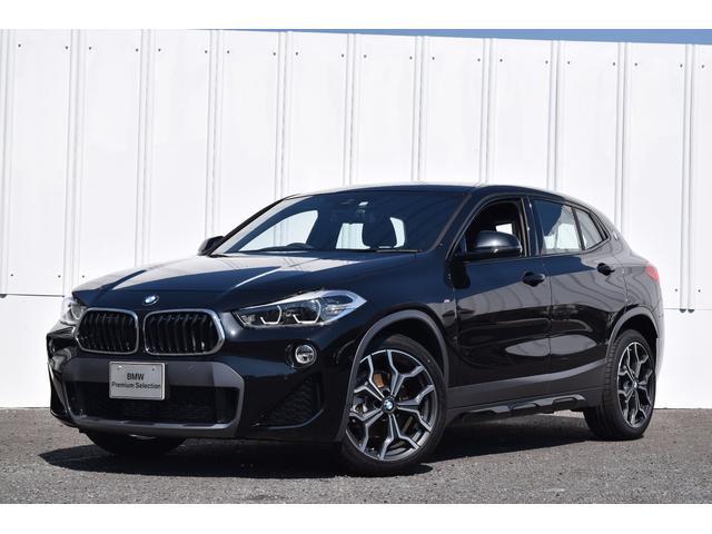 BMW sDrive 18i MスポーツX アドバンス コンフォート
