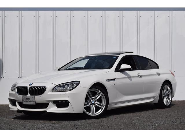 BMW 640iグランクーペ Mスポーツ 認定中古車 Dアシ 1オナ