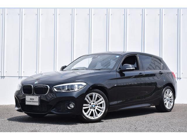 BMW 118d Mスポーツ 衝突軽減B 純ナビ LED クルコン