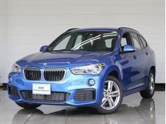 BMW X1正規認定中古車 xDrive 18dMスポーツ DアシACC