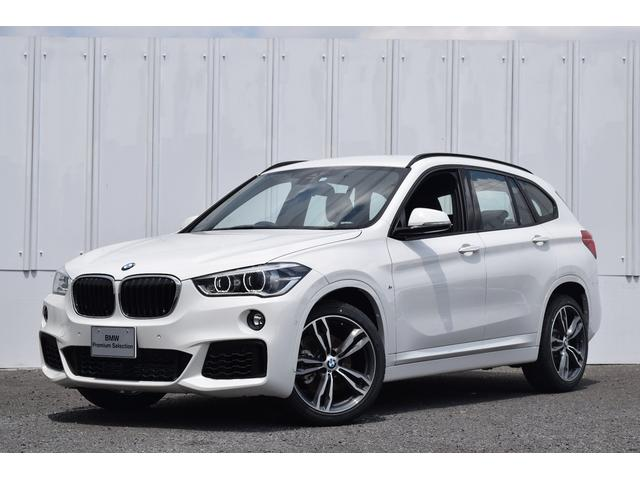 BMW sDrive 18i Mスポーツ ハイライン 登録済未使用車