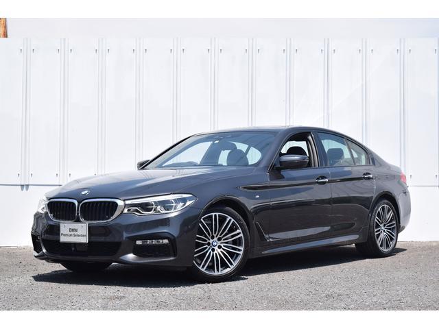 BMW 523i Mスポーツ 正規認定中古車 サンルーフ Dアシスト