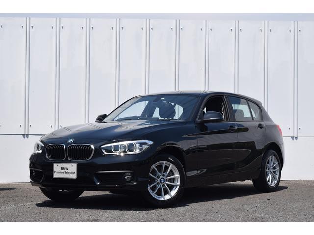 BMW 118i 登録済未使用車 Pアシスト Bカメラ 前後センサー