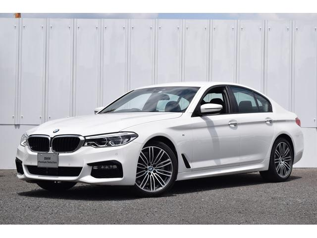 BMW 523d Mスポーツ 地デジ ACC 19AW 登録済未使用