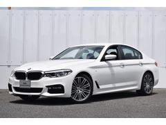 BMW523d Mスポーツ 地デジ ACC 19AW 登録済未使用