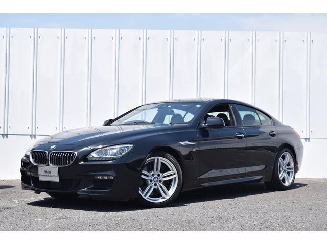 BMW 640iグランクーペ Mスポーツ 禁煙1オナ Dアシ ACC