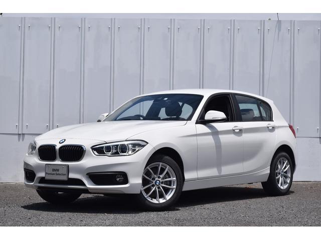 BMW 118i 正規認定中古車 Dアシ クルコン SOS LED