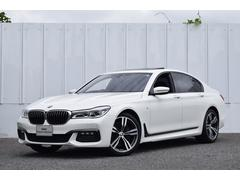 BMW740i Mスポーツ 認定中古車 1オナ Dアシ ACC