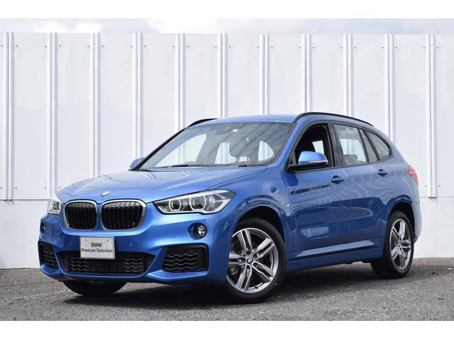 BMW X1 sDrive18iMスポーツ 正規認定中古車 ACC HUD