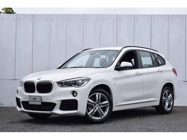 BMW sDrive 18i Mスポーツ 登録済未使用車 Dアシスト