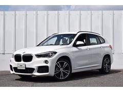 BMW X1xDrive18dMスポーツ 正規認定中古車 ACC HUD