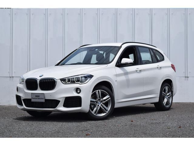 BMW xDrive18dMスポーツ 電動シート 18AW 認定中古