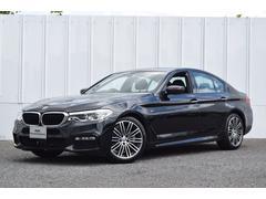 BMW523i Mスポーツ イノベクションP トップビューカメラ