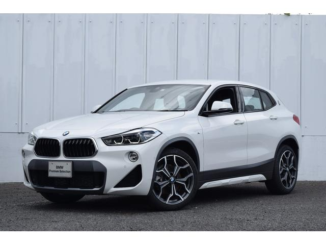BMW BMW X2 xDrive 18d Mスポーツ ハイライン コンフォート