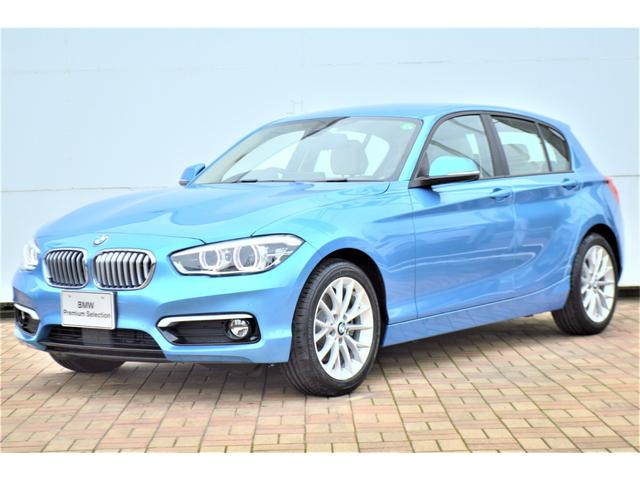 BMW 118d ファッショニスタ 正規認定中古車 レザー Dアシ