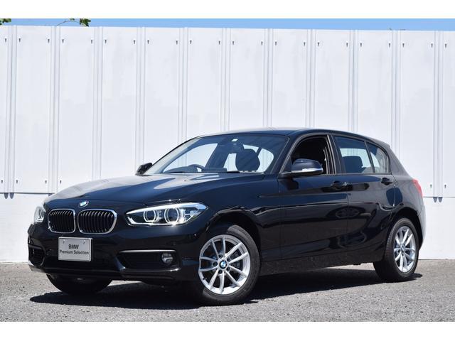 BMW 118i 正規認定中古車 プラスP 前後PDC リヤカメラ