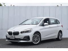 BMW218dグランツアラー ラグジュアリー 認定中古車 ACC