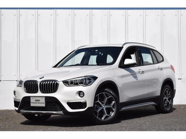 BMW X1 sDrive 18i xライン アドバンスP コンフォートP