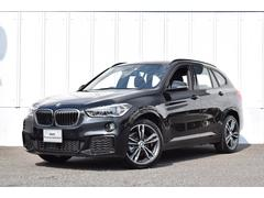 BMW X1xDrive 18d Mスポーツ アップP コンフォートP