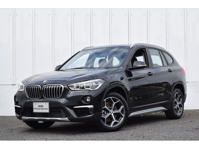 BMW X1 sDrive18i xライン 認定中古車ACCヘッドアップD