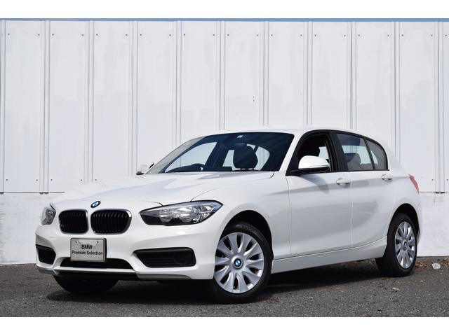 BMW 118i 正規認定中古車 純正ナビ CD Bluetooth