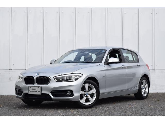 BMW 118d スポーツ 認定中古車 Dアシ Bカメラ リアPDC