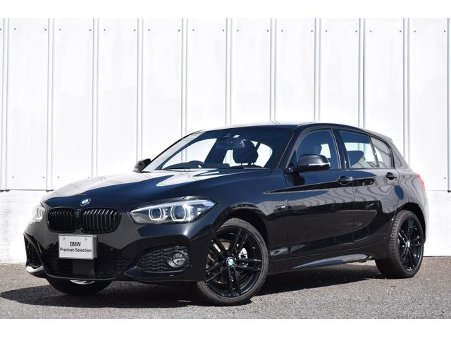 BMW 118i Mスポーツ エディションシャドー Dアシ ACC