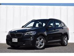 BMW X1xDrive 18d Mスポーツ 黒革 ヘッドアップD