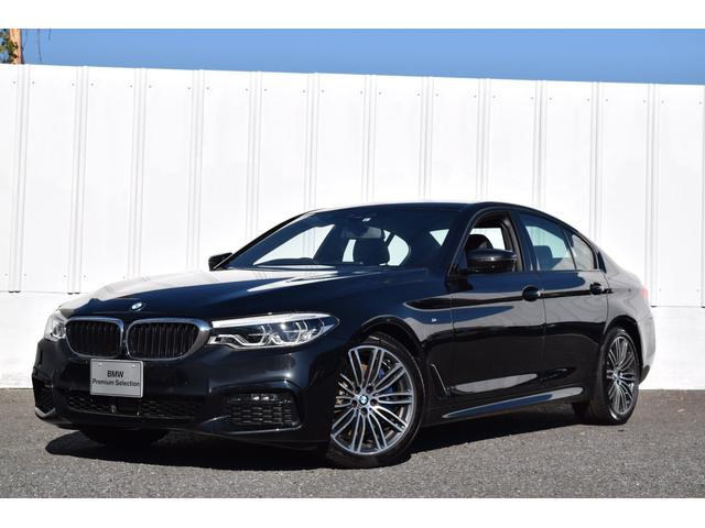 BMW 530i Mスポーツ 黒革 ヘッドアップD Dアシ ACC