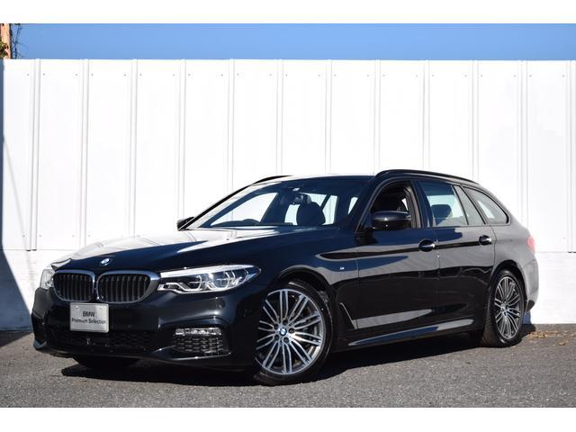 BMW 523iツーリング Mスポーツ ハイライン 19AW ナビ