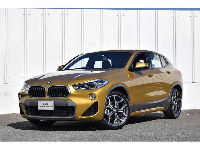 BMW X2 xDrive 18d MスポーツX ACC ヘッドup ナビ