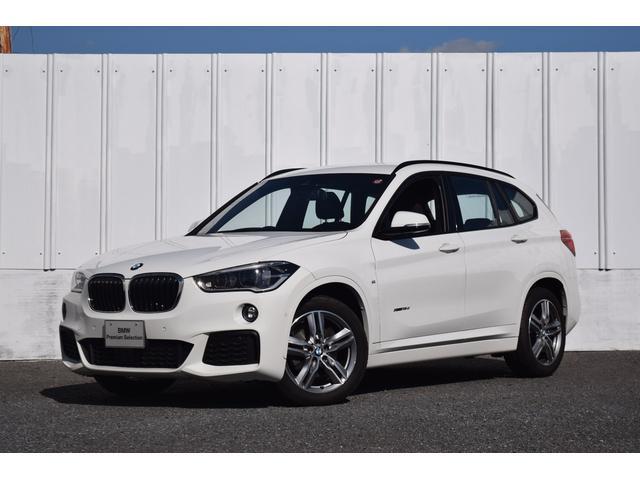BMW X1 認定中古車 xDrive 18d Mスポーツ 1オナ ナビ