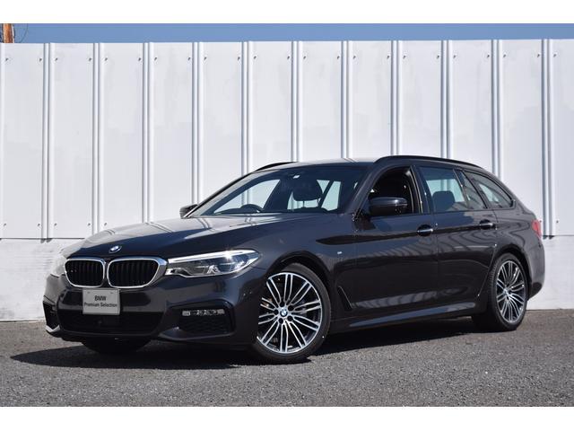 BMW 523iツーリング Mスポーツ Dアシスト トップビューカメラ ナビ Bluetooth接続 地デジ 19AW パドルシフト ドライビングA アクティブクルーズC レーンチェンジW 前後障害物センサー SOSコール ミラー内蔵ETC